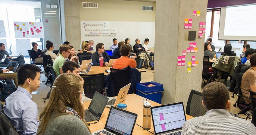 Teaching Startup Accounting at Northwestern University