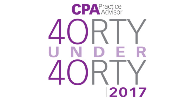 Joshua Lance: Named CPA Practice Advisor 40 under 40 for 2017