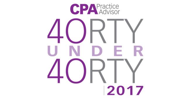 Joshua Lance: Named CPA Practice Advisor 40 under 40 for 2017