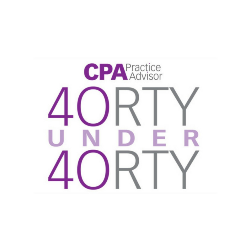 Josh Lance Named 40 Under 40 By CPA Practice Advisor