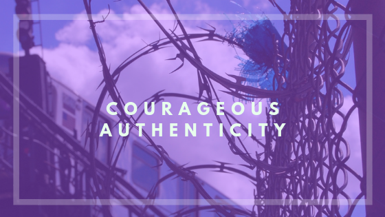 One Courageous Authentic To Another: The Power of Community