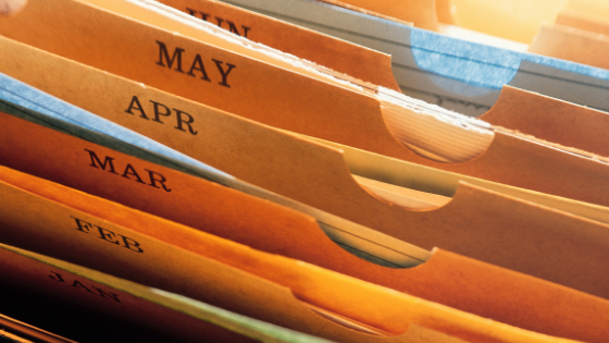 Spring Cleaning Your Books